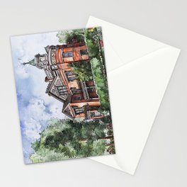 Armstrong Mansion Stationery Cards