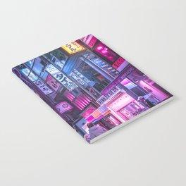 Cyberpunk Neo Tokyo Notebook
