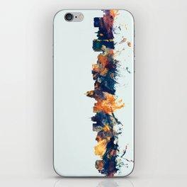 Madison Wisconsin Skyline iPhone Skin