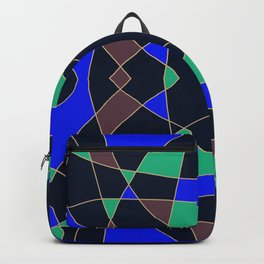 Church Window II Backpack