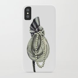 Pearly Lacyness iPhone Case