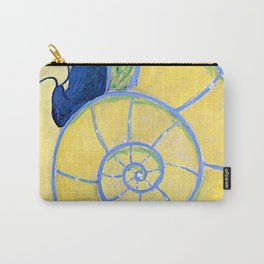 """Hilma af Klint """"Primordial Chaos No. 08, Group I"""" Carry-All Pouch"""