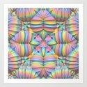 Symmetry in Pastels by lyle58