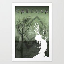 Carcosa Memory Art Print