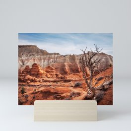Picturesque Trail through Kodachrome Basin State Park Mini Art Print