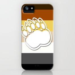 Gay Bear iPhone Case