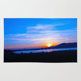Macau Sunset Rug