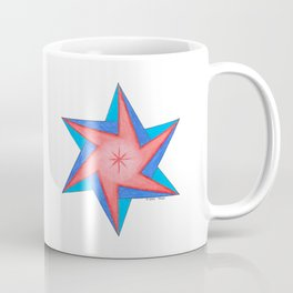 HEART PORTAL STAR Coffee Mug
