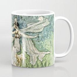 Fairy in the Meadow Coffee Mug