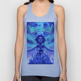 Water witch Unisex Tank Top