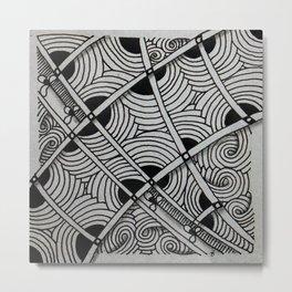ZTA 2 Metal Print