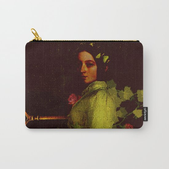 When you opened my heart Carry-All Pouch