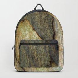 Eucalyptus Tree Bark 7 Backpack
