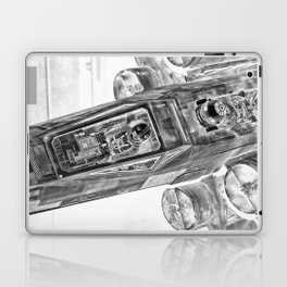 X-Wing Fighter Laptop & iPad Skin