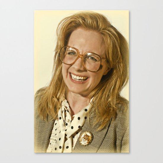 i.am.nerd. :: joy g. Canvas Print