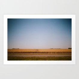 Endless 35mm Art Print