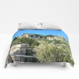 Grandcanyon lodge Comforters