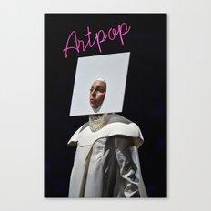 A-R-T-P-O-P Canvas Print