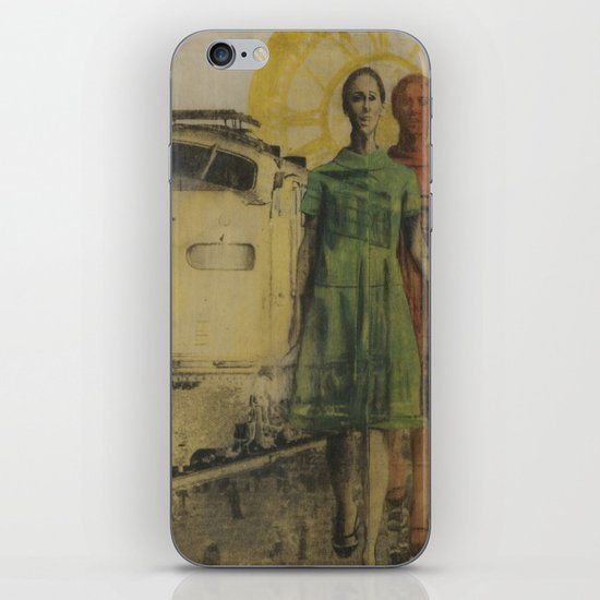 Venus of Rock Island iPhone & iPod Skin