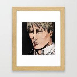 Can you change me? Framed Art Print