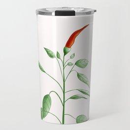 Little Hot Chili Pepper Plant Travel Mug