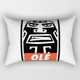 Juan Aguacate Rectangular Pillow