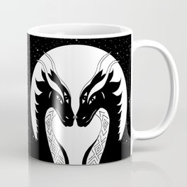 All eyes on you - dragon twins Coffee Mug