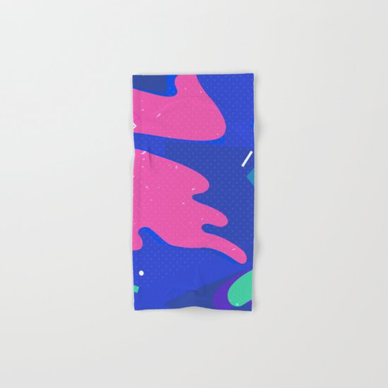 Abstract Art Hand & Bath Towel