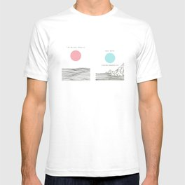 I am The Sea I Drown in T-shirt