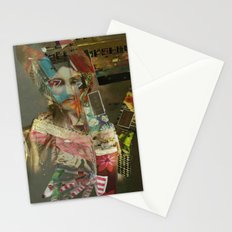 A Stronger Woman Stationery Cards