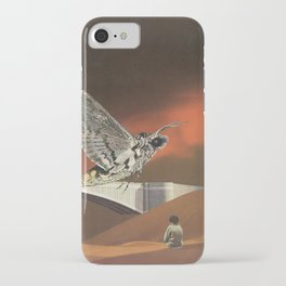 Motheaten Memories 1 iPhone Case