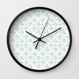 Rhinestones.1 Wall Clock