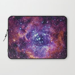 Rosette Nebula Laptop Sleeve