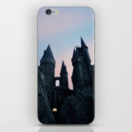 The Wizarding World of Harry Potter iPhone Skin