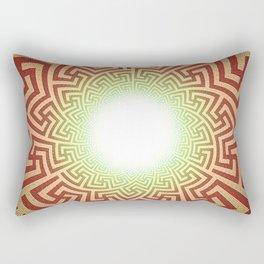 Swazi Light Tunnel Rectangular Pillow