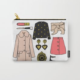 At First Blush Carry-All Pouch