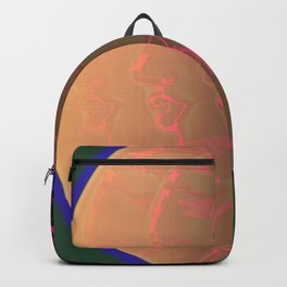 AVATARS / Cloning / Post Biological Era. Backpack