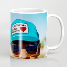 California is for Lovers Mug
