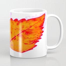 BE LIKE A LEAF #8 Coffee Mug