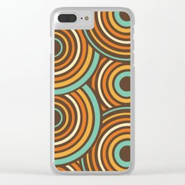 70's Seth Clear iPhone Case
