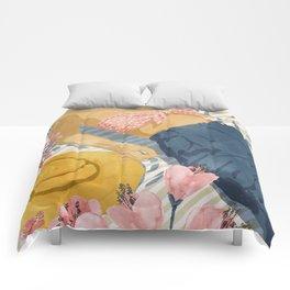 Beach Vacay #society6 #travel #illustration Comforters