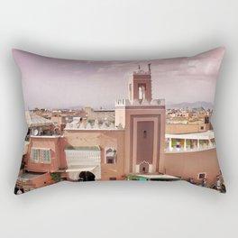 Fantastic Marrakech Rectangular Pillow