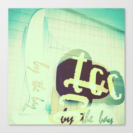 TCC by the Bay Canvas Print