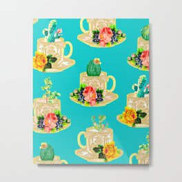 High Tea #society6artprint #buyart Metal Print