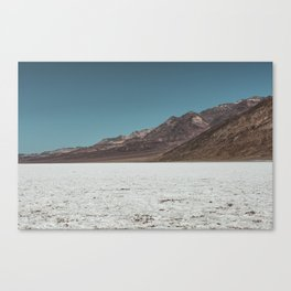 Bad Water Canvas Print
