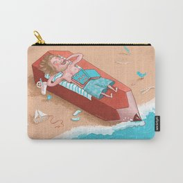 No News Carry-All Pouch
