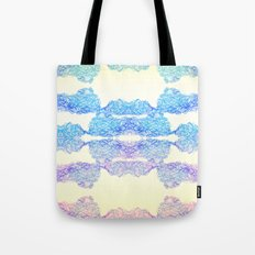 Geometric Swirls Tote Bag