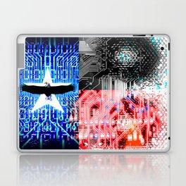 circuit board taxes (Flag) Laptop & iPad Skin