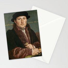 Vintage Tudor portrait Hans Holbain Stationery Cards