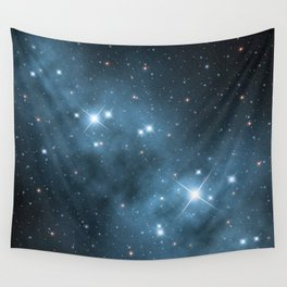 Fantasy Star Dust Wall Tapestry